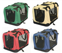 portable fabric dog travel box /pet carrier