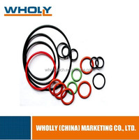 6 inch clear silicone rubber key o ring