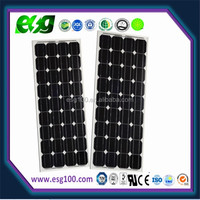 Hot sale 20W 30W 50W 75W 90W 100W high efficient Solar Panel solar panels price China by Factory directly