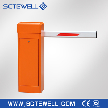 automatic access parking road barrier for car parking lot system