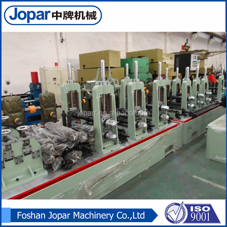 galvanized steel pipe making machine factory direct