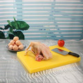 durable rectangular high popularity beauty flexible plastic cutting board 53*32*2cm
