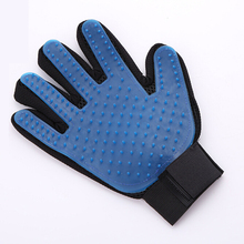 Popular Silicone Custom Pet Grooming Glove