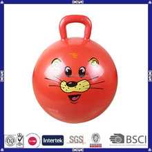 China manufacture bulk good quality jump ball with handle