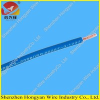 RV Electronic cable Blue single core RV cable/wire