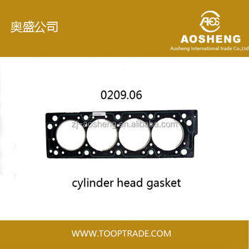 High quality Auto Cylinder head gasket diesel engine 57GC189A