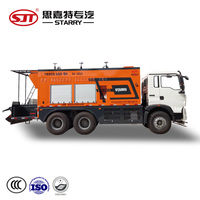 Official Slurry Seal Paver,Road Construction Asphalt Slurry Seal Truck