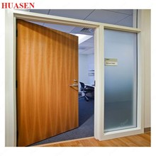Hospital room door size