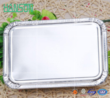 China manufacturer Kitchen Full Size Aluminum Foil Container