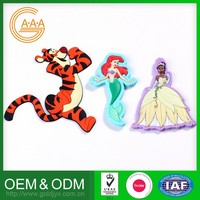 Top Sales Oem Odm Silicone 3D Fridge Magnet Best Quality Newest Design Soft Rubber Magnetic Sticker