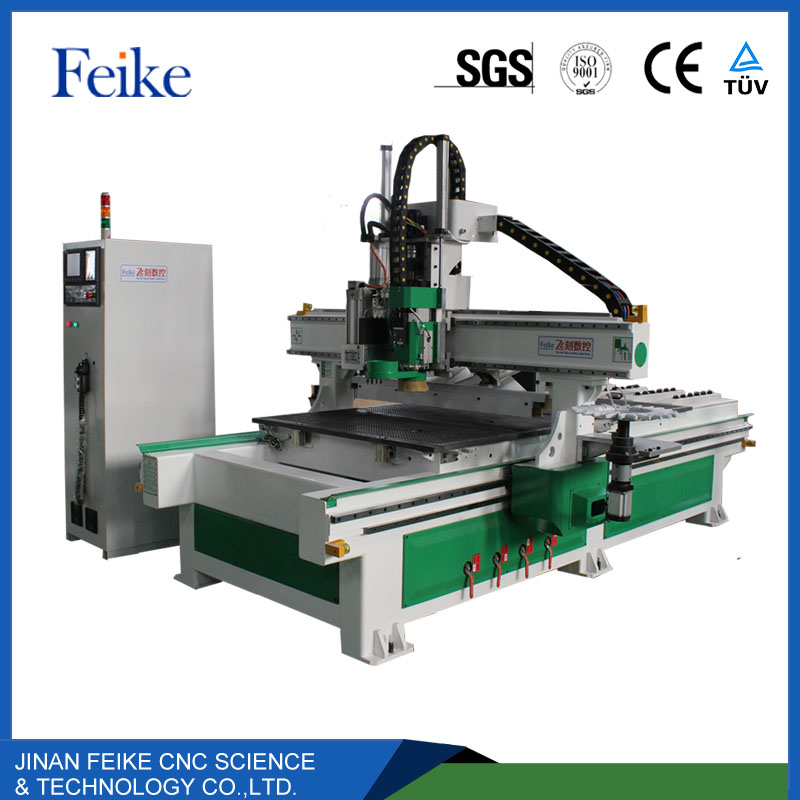 Large cnc router 4 axis carving cutting machine with rotary axis for pu fome
