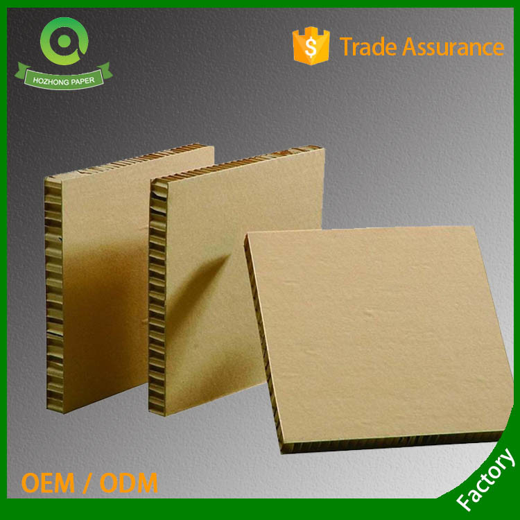 High Quality Customized Paper Honeycomb Corrugated Cardboard