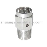 Brass Air Vent Valve Nickel
