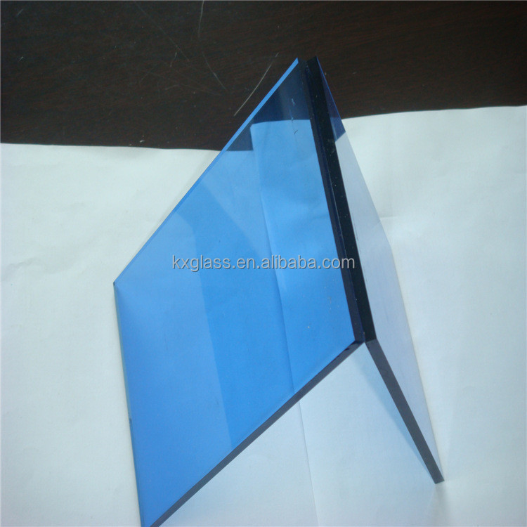 China Supplier Factory Price 5 6 8 10 12 15mm grey tinted tempered building glass