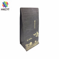 Unprinted 1kg aluminum foil laminated side gussest coffee pouch bags with valve