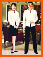 New Style Western Restaurant Hotel Manager Uniform
