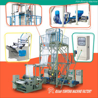Plastic PE Blown Film Making Machine