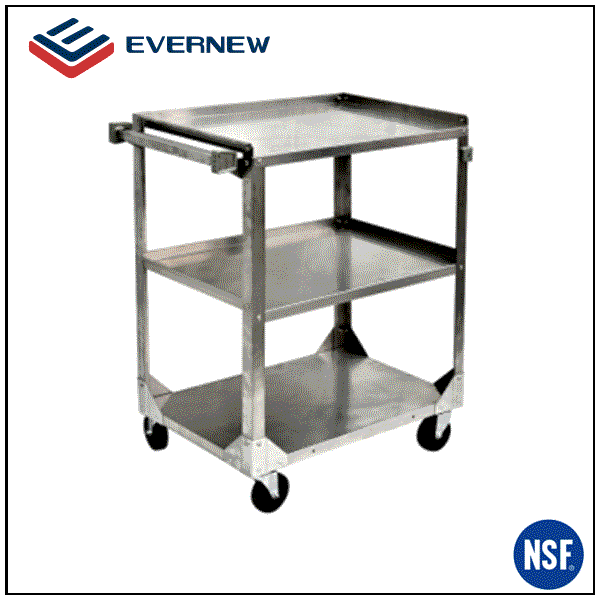 Professional hand trolley service cart