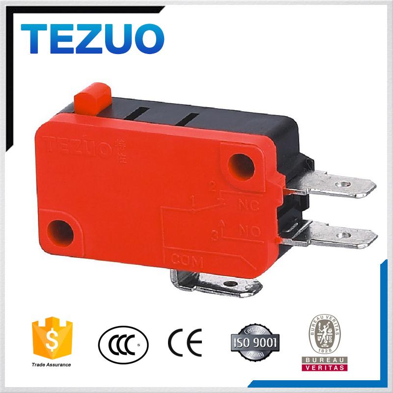 V Series Sealed Micro Switch Long Lever 10a 250v T85 5e4 Buy V