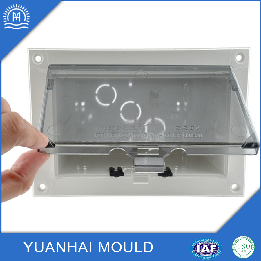 Hard Plastic Electric Box Cover