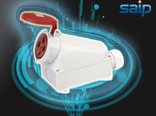 2014 New High quality 4 hole wall socket(SP1141)