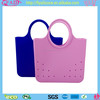 Promotional Gift China Manufacturer Eco-Friendly Fashion Silicone Beach Bag
