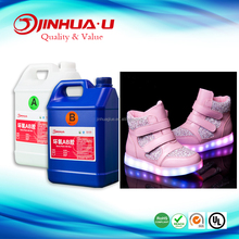 Alibaba Supplier Wholesales Fashion Shoes Epoxy Resin For Shoes Light Adhesive Glue