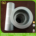 With 316 stainless steel mesh Hydraulic oil filter cartridge