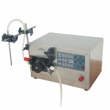 High precision Peristaltic pump liquid filler/small dose liquid fillng machine/sunflower oil filler