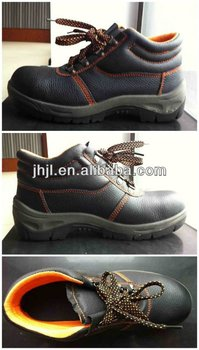 Best selling leather Safety Shoes