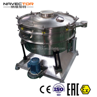 ISO, CE, EX, EAC certified acidic fertilizer tumbler screening machine NRS series