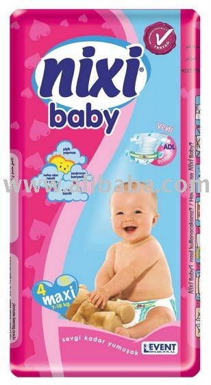 NIXI BABY DIAPERS