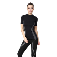 Custom High Elastic Women Tight Sport