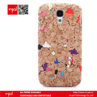 Original matte slim cover for samsung galaxy S4 accessories welcome customized design/logo