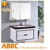modern pvc bathroom vanity made in china europe quality A-300