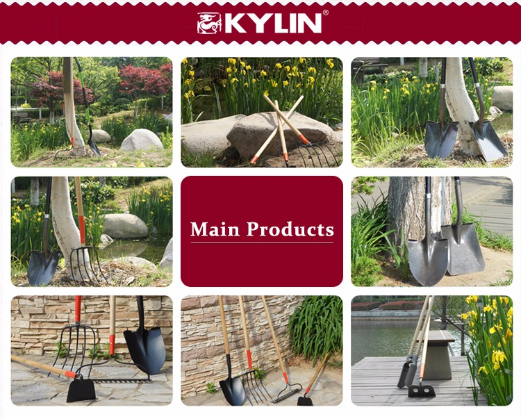 All Types Of Farm Tools Foldable Snow Shovel