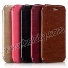 HOCO Flip PC+PU Leather Case for iPhone 6 4.7 inch Mobile Phone Case