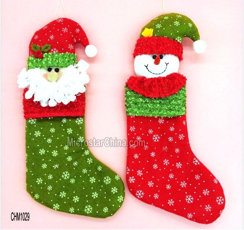 Cheap Plain Christmas Stockings