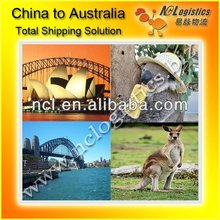 all types freight service from Guangdong to Melbourne