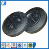 "China Qingdao Solid Wheel 8""x2 Garbage Rubbish Bin Wheel"