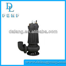 Three Phase Non-clog Submersible Sewage Pump