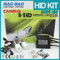 New auto parts Canbus smart xenon hid kit ASIC electronic ballast CE RoHs vertex hid xenon kit