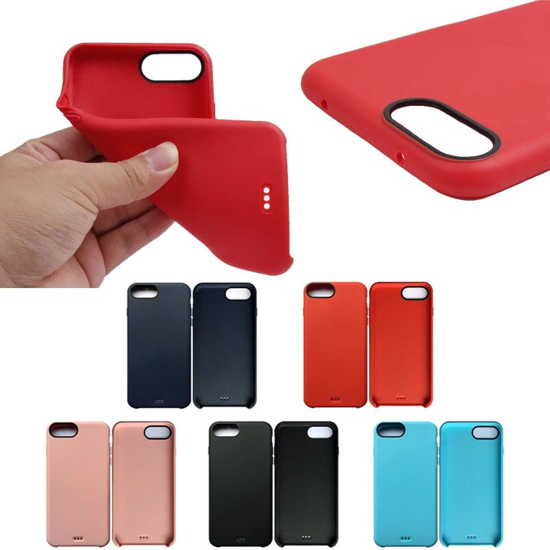2016 Classic Leather Texture TPU Back Case for Apple iPhone 7,for iPhone 7 Silicone Cover