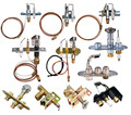 Gas Pilot burner in Gas Water Heater Parts