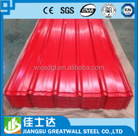 Hot Sale Low price PPGI metal roofing sheet/Hi-Q corrugated steel roofing sheet/hot dipped zinc Steel