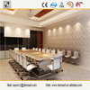 3D Wall Panel And 3D Wall coating For Eco Friendly Wall Decoration DBDMC