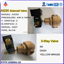 AG3X Soleniod Valve for Taiko Kangda USH/C Marine Oil Water Separator with 3-way Valve