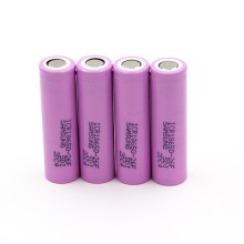 Best Selling Samsung 26f li-ion 18650 2600mah 3.7V battery rechargeable battery for power tools