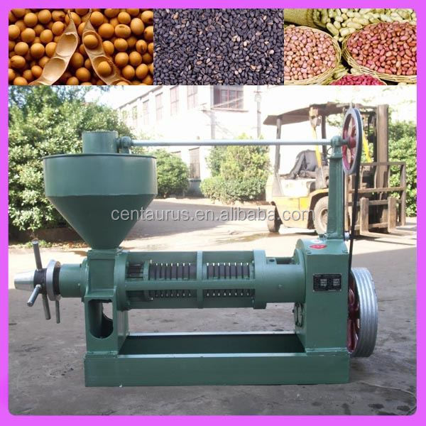 Hot selling good quality seeds and nuts oil press extruder