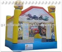 {Qi Ling}cars bouncy castle for rental